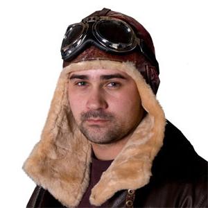 авиационный шлем