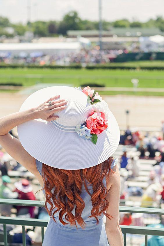 Женские шляпки модные цвета лета фото