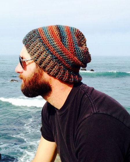 Мужские головные уборы под бороду фото