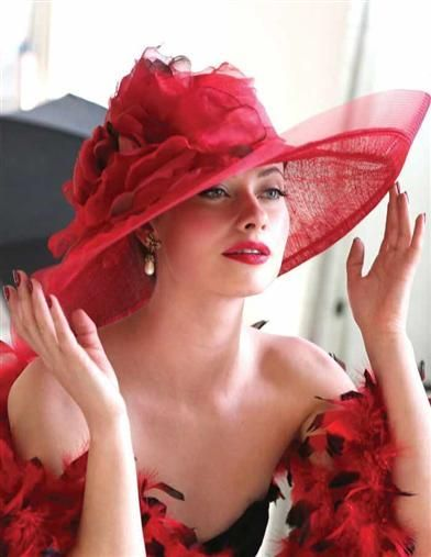 Летняя шляпа значение цвета фото