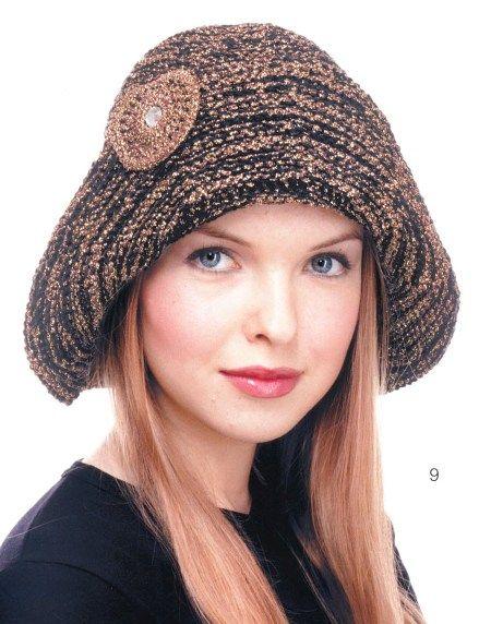 Декор для шляпы фото