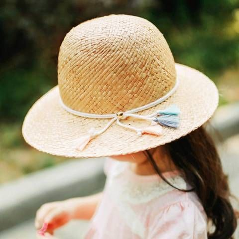 Шляпа женская с украшением фото