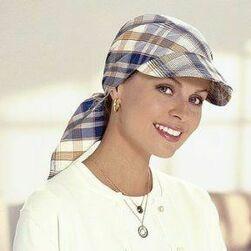 Головные уборы для женщин после химиотерапии  фото