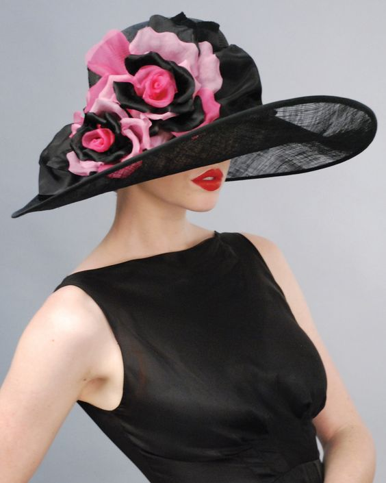Летняя шляпа для женщин-как выбрать фото