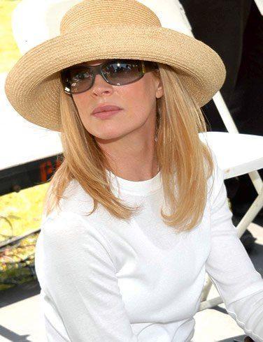 Женские шляпки из соломы фото
