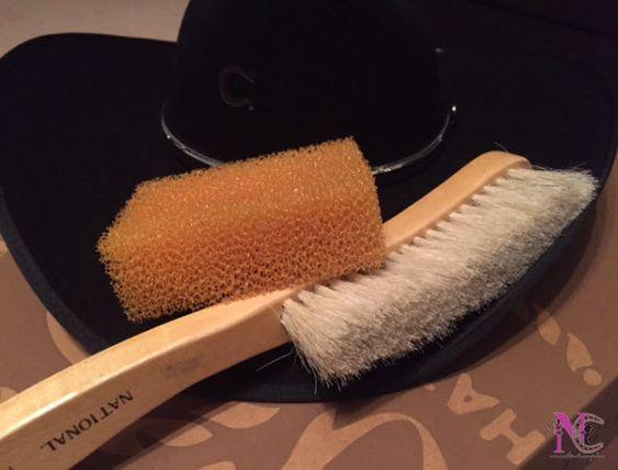 Как почистить шляпу фото