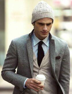 Как правильно носить мужские головные уборы фото