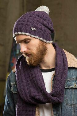 Как правильно носить мужские шапки фото