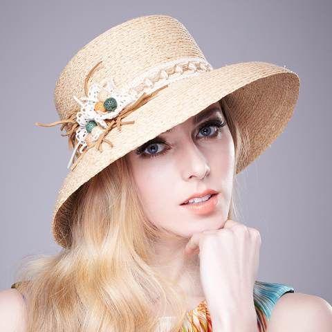 Как примерять женскую шляпу правильно фото
