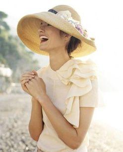 Идеальная женская шляпа на лето фото