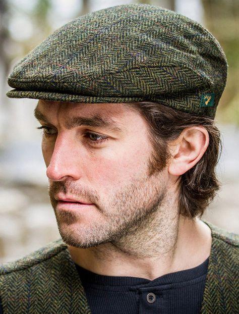 Мужская кепка по форме лица фото