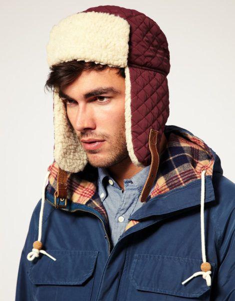 Как подобрать шапку для мужчины фото