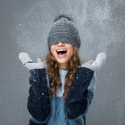 Как подобрать шапку женскую на зиму фото