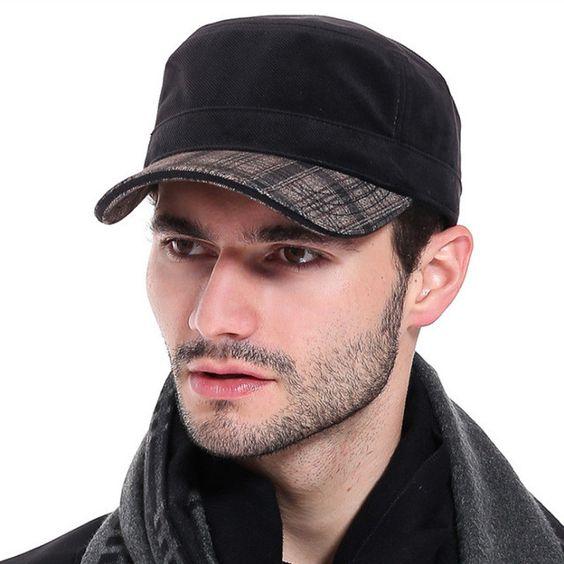 Мужские кепки в стиле милитари история и преимущества фото
