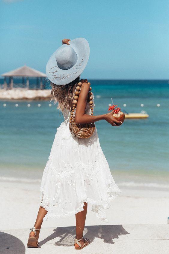 Шляпы женские модные оттенки лета фото