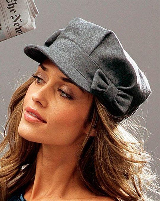 Женские кепки 2019 фото