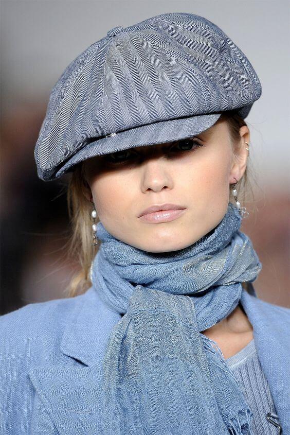 Модные женские кепки 2019 фото