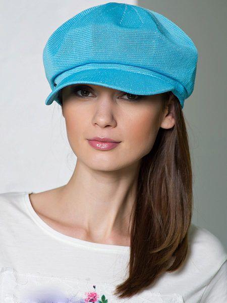 Модные кепки для женщин фото