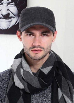 Какие головные уборы для мужчин подходят к деловому стилю фото