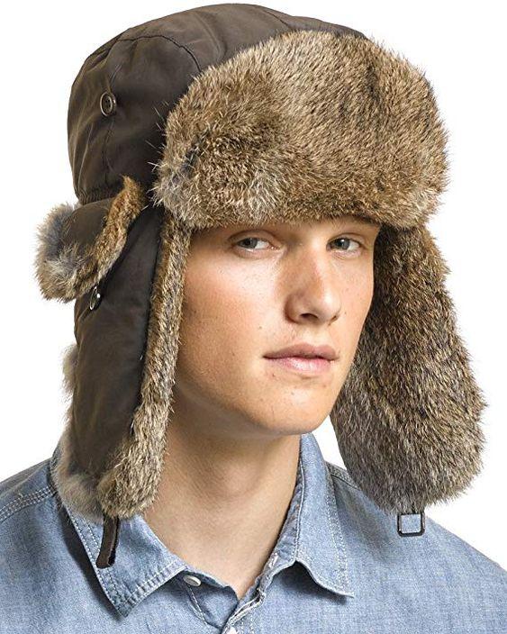 Мужской головной убор по форме лица фото