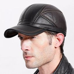 Виды мужских кепок  на осень фото