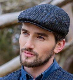 Какую шапку носить мужчине с круглым лицом фото