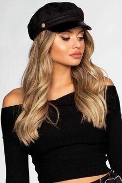 Какие женские кепки в моде фото