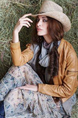 Как создать ковбойский стиль в одежде женщине фото