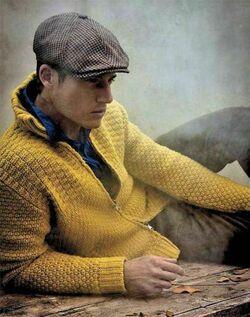 Осенне-зимние мужские головные уборы фото