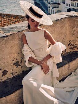 Женская соломенная шляпа почему ее стоит носить фото