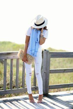 Шляпа федора для женщин на лето фото