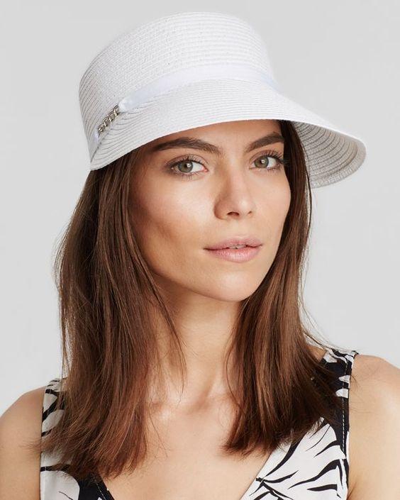 С чем одевать кепку летом фото