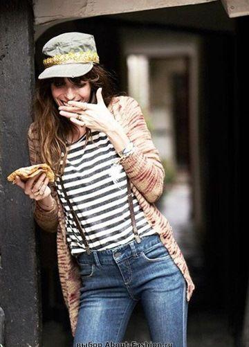 Женские кепки летний образ фото