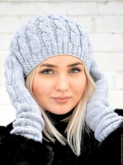 Как выбрать женскую шапку по форме лица фото