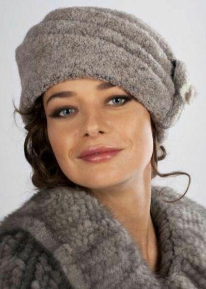 Выбор женской шапки по форме лица фото