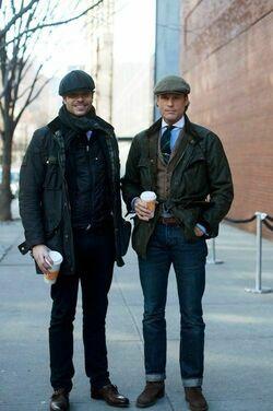 Как выбрать шапку мужчине под куртку фото