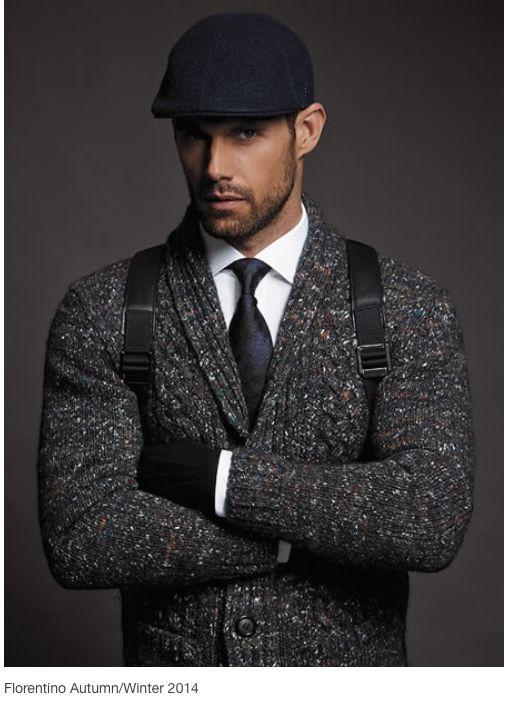 Мужские головные уборы деловой стиль фото