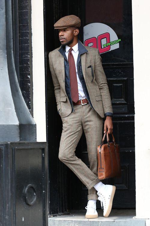 Шапки мужские деловой стиль фото