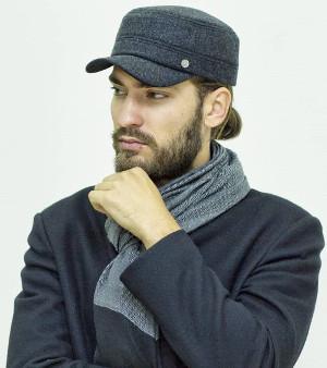 Мужские шапки и деловой стиль одежды фото