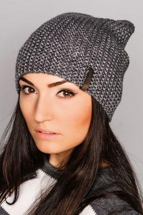 Креативные женские шапки фото
