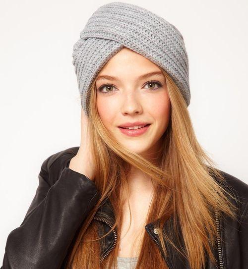 Что одеть ввместо вязаной шапки фото
