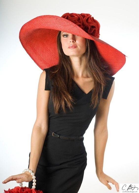 Разновидности широкополой шляпы фото
