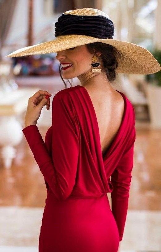 Летняя шляпа с большими полями фото