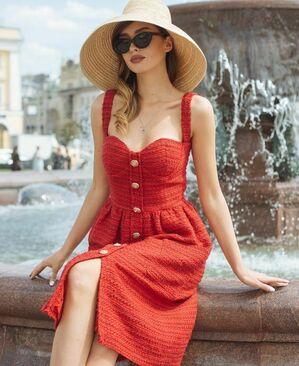 Женские пляжные шляпы фото