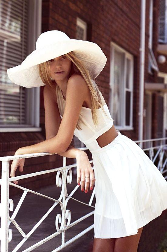 Шляпа женская для города фото
