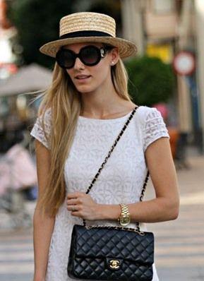 Женские летние шляпы фото