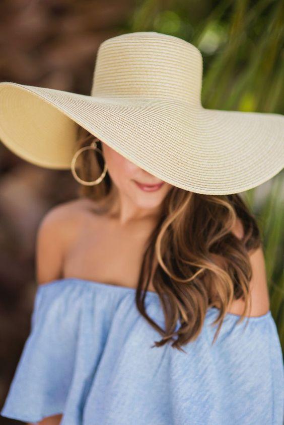 Шляпы для летнего сезона фото
