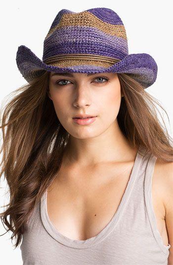 Женские шляпки для лета фото