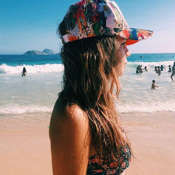 Как выбрать женскую пляжную шляпу фото