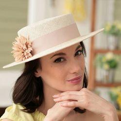 Как выбрать летнюю шляпку для города фото